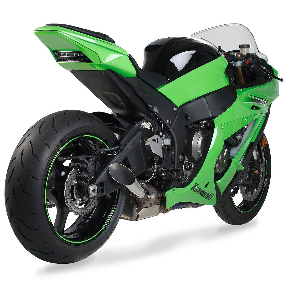Kawasaki Zaftermarket Accessories