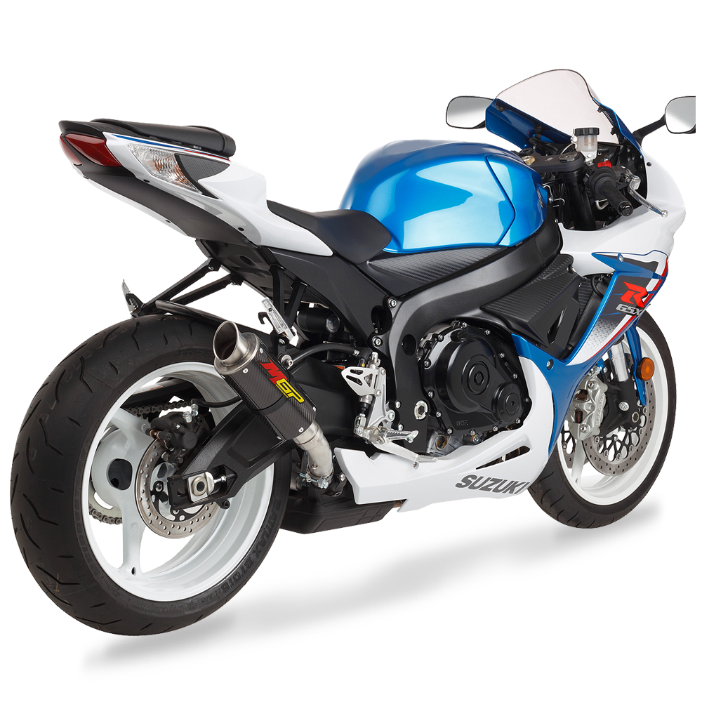 GSX-R 600-750 MGP Exhaust 2011-15 | Hot Bodies Racing