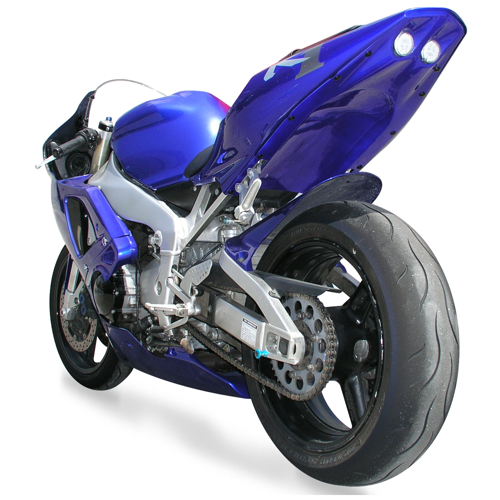 Yzf r1 undertail 2000 07 hot bodies racing for 01 yamaha r1