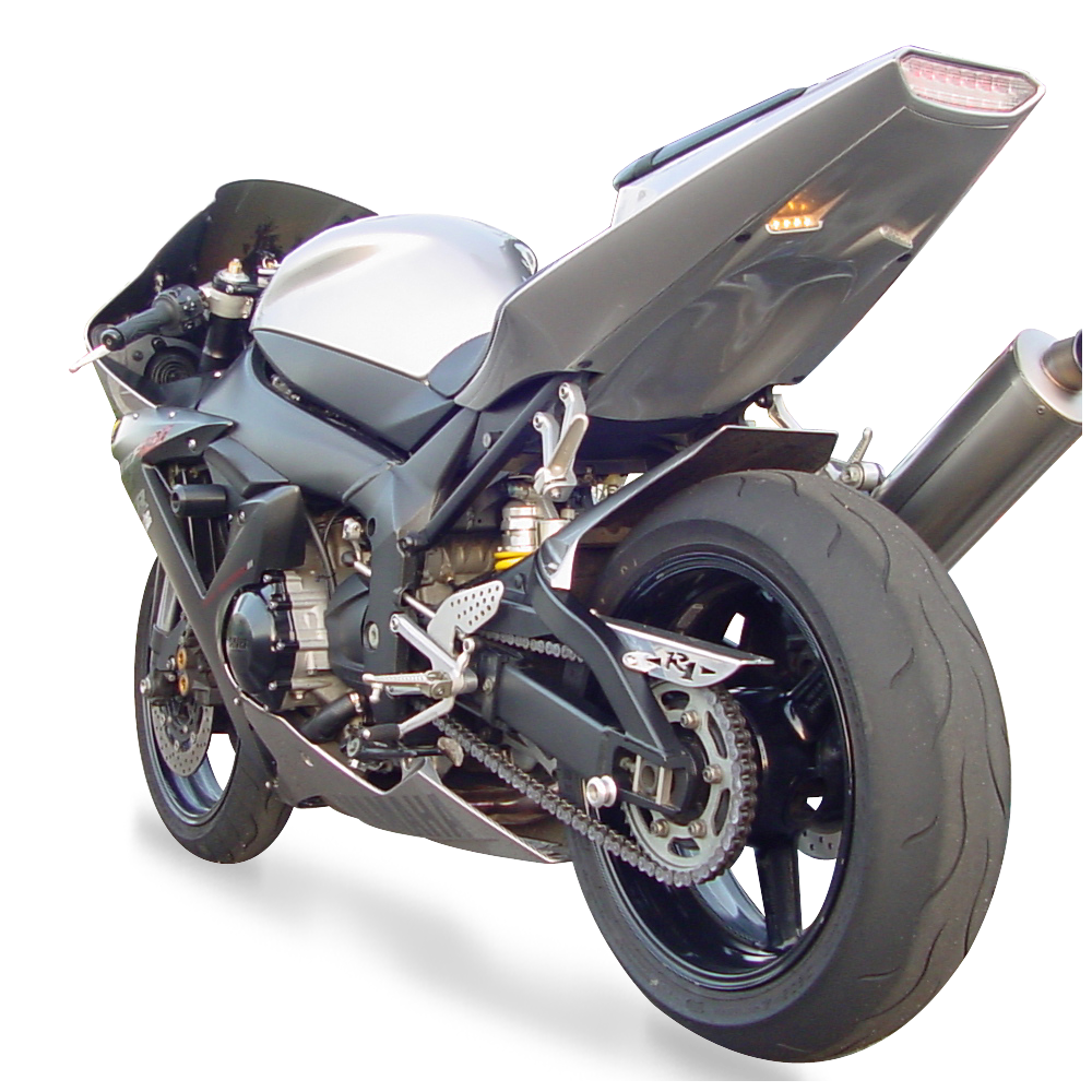 Yzf R1 Undertail 2003 04 Hot Bodies Racing