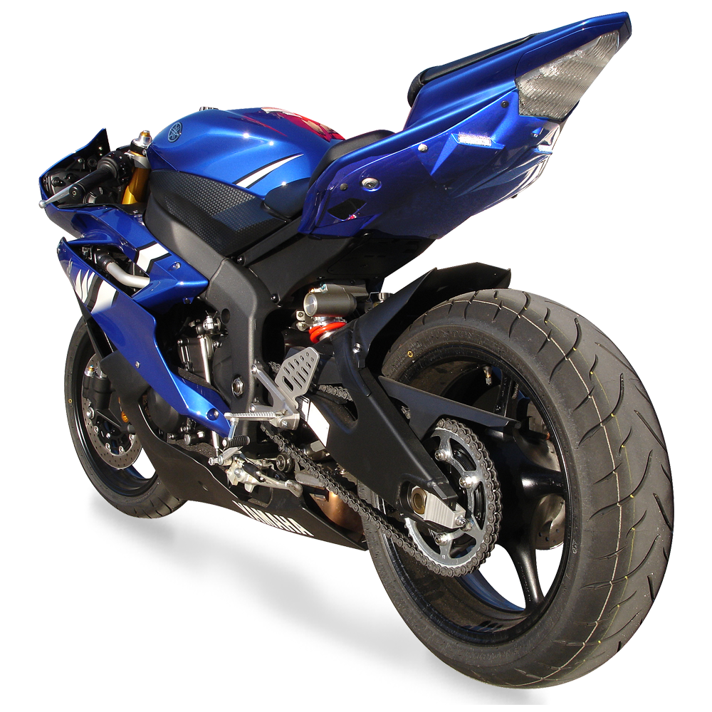 YZF-R6 2006-07 Undertail