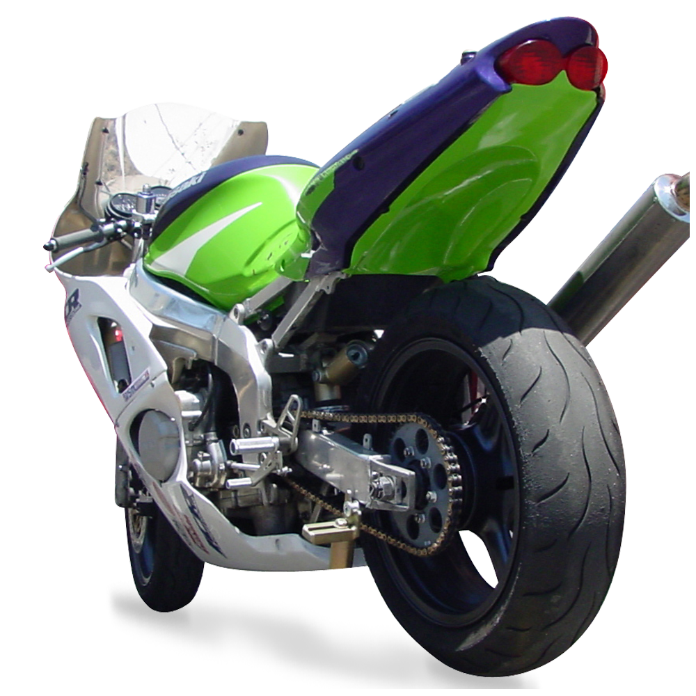 ZX6R Undertail 1999-02 | Hot Bodies Racing