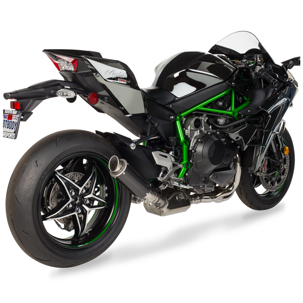 Ninja H2 H2r 2015 16 Hot Bodies Racing
