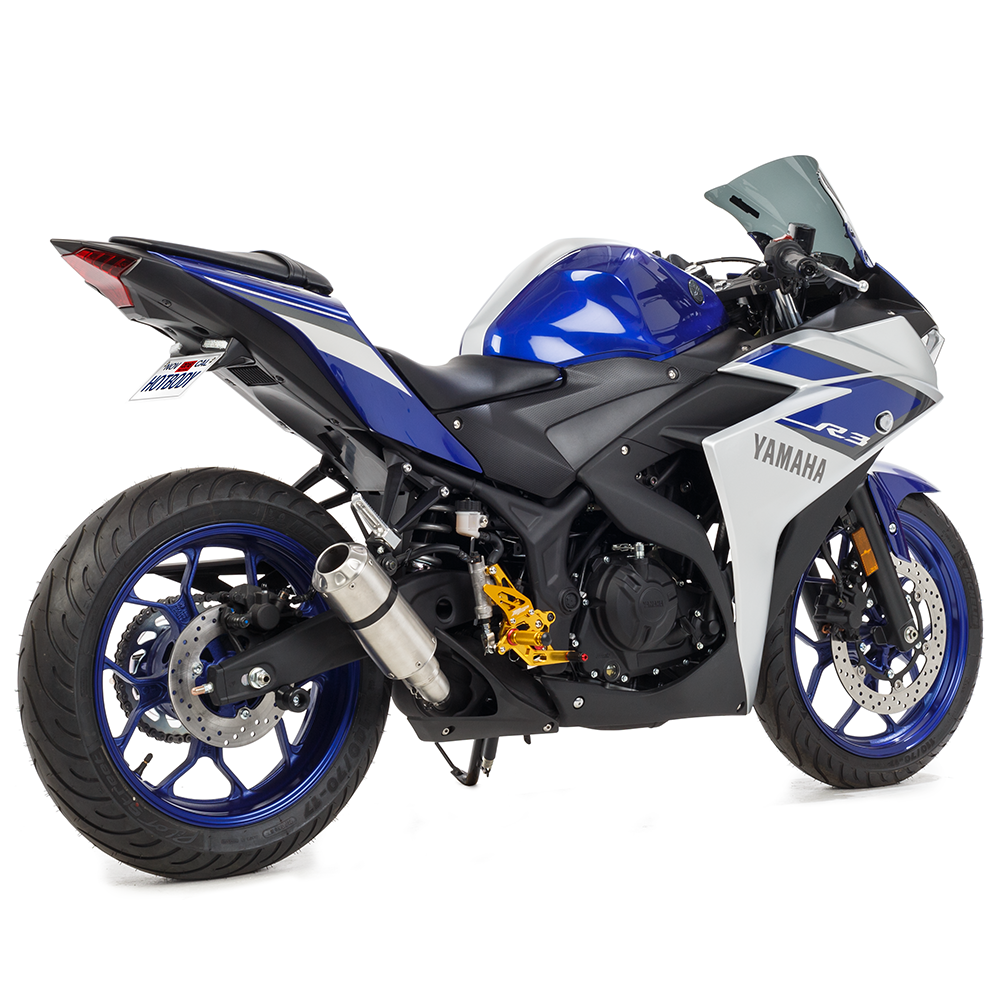 yzf r3 2015 18 mgp exhaust. Black Bedroom Furniture Sets. Home Design Ideas
